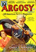 Argosy Part 4: Argosy Weekly (1929-1943 William T. Dewart) Nov 26 1938