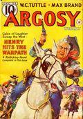 Argosy Weekly (1929-1943 William T. Dewart) The Argosy: Part 4 Vol. 287 #1
