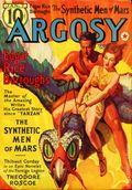 Argosy Part 4: Argosy Weekly (1929-1943 William T. Dewart) Jan 7 1939