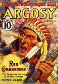 Argosy Part 4: Argosy Weekly (1929-1943 William T. Dewart) Jan 14 1939