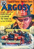 Argosy Part 4: Argosy Weekly (1929-1943 William T. Dewart) Vol. 289 #4