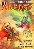 Argosy Part 4: Argosy Weekly (1929-1943 William T. Dewart) Vol. 289 #6