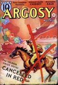Argosy Part 4: Argosy Weekly (1929-1943 William T. Dewart) May 6 1939