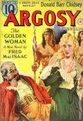 Argosy Part 4: Argosy Weekly (1929-1943 William T. Dewart) May 13 1939