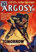 Argosy Part 4: Argosy Weekly (1929-1943 William T. Dewart) May 27 1939