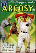 Argosy Part 4: Argosy Weekly (1929-1943 William T. Dewart) Jun 3 1939