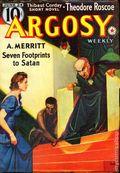 Argosy Part 4: Argosy Weekly (1929-1943 William T. Dewart) Jun 24 1939