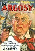 Argosy Part 4: Argosy Weekly (1929-1943 William T. Dewart) Jul 8 1939