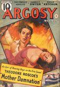 Argosy Part 4: Argosy Weekly (1929-1943 William T. Dewart) Jul 29 1939