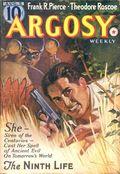Argosy Part 4: Argosy Weekly (1929-1943 William T. Dewart) Aug 5 1939