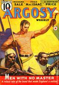 Argosy Part 4: Argosy Weekly (1929-1943 William T. Dewart) Sep 2 1939