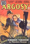 Argosy Part 4: Argosy Weekly (1929-1943 William T. Dewart) Sep 16 1939