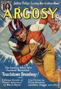 Argosy Part 4: Argosy Weekly (1929-1943 William T. Dewart) Nov 4 1939