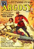 Argosy Part 4: Argosy Weekly (1929-1943 William T. Dewart) Jan 13 1940