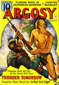 Argosy Part 4: Argosy Weekly (1929-1943 William T. Dewart) Mar 16 1940