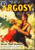 Argosy Part 4: Argosy Weekly (1929-1943 William T. Dewart) Vol. 298 #6