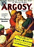 Argosy Part 4: Argosy Weekly (1929-1943 William T. Dewart) Vol. 299 #1