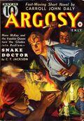 Argosy Part 4: Argosy Weekly (1929-1943 William T. Dewart) May 25 1940