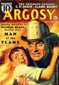 Argosy Part 4: Argosy Weekly (1929-1943 William T. Dewart) Vol. 299 #6