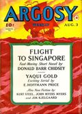 Argosy Part 4: Argosy Weekly (1929-1943 William T. Dewart) Aug 3 1940