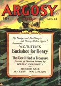 Argosy Part 4: Argosy Weekly (1929-1943 William T. Dewart) Aug 24 1940