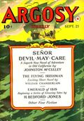 Argosy Part 4: Argosy Weekly (1929-1943 William T. Dewart) Sep 21 1940