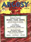 Argosy Part 4: Argosy Weekly (1929-1943 William T. Dewart) Sep 28 1940