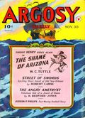 Argosy Part 4: Argosy Weekly (1929-1943 William T. Dewart) Nov 30 1940