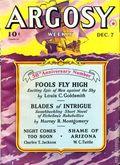 Argosy Part 4: Argosy Weekly (1929-1943 William T. Dewart) Vol. 304 #1