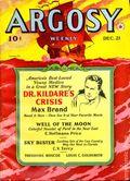 Argosy Part 4: Argosy Weekly (1929-1943 William T. Dewart) Vol. 304 #3