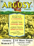 Argosy Part 4: Argosy Weekly (1929-1943 William T. Dewart) Mar 8 1941