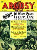 Argosy Part 4: Argosy Weekly (1929-1943 William T. Dewart) Mar 15 1941