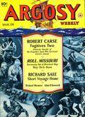 Argosy Part 4: Argosy Weekly (1929-1943 William T. Dewart) Mar 29 1941