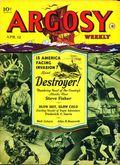 Argosy Part 4: Argosy Weekly (1929-1943 William T. Dewart) Apr 12 1941