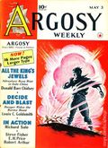 Argosy Part 4: Argosy Weekly (1929-1943 William T. Dewart) Vol. 307 #4