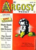 Argosy Part 4: Argosy Weekly (1929-1943 William T. Dewart) Vol. 308 #1