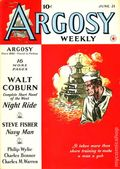 Argosy Part 4: Argosy Weekly (1929-1943 William T. Dewart) Jun 21 1941