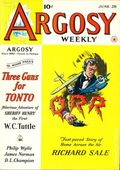 Argosy Part 4: Argosy Weekly (1929-1943 William T. Dewart) Jun 28 1941