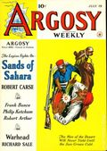 Argosy Part 4: Argosy Weekly (1929-1943 William T. Dewart) Vol. 309 #3