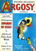Argosy Part 4: Argosy Weekly (1929-1943 William T. Dewart) Vol. 309 #4