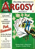 Argosy Part 4: Argosy Weekly (1929-1943 William T. Dewart) Aug 2 1941