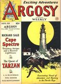 Argosy Part 4: Argosy Weekly (1929-1943 William T. Dewart) Aug 30 1941