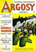 Argosy Part 4: Argosy Weekly (1929-1943 William T. Dewart) Sep 20 1941