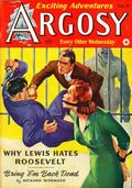 Argosy Part 4: Argosy Weekly (1929-1943 William T. Dewart) Vol. 312 #5