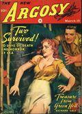 Argosy Part 4: Argosy Weekly (1929-1943 William T. Dewart) Mar 15 1942