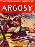 Argosy Part 4: Argosy Weekly (1929-1943 William T. Dewart) Aug 1943