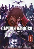 Captain Harlock Space Pirate Dimensional Voyage GN (2017- Seven Seas) 6-1ST