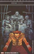 Return of Wolverine (2018 Marvel) 4B