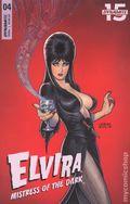 Elvira Mistress of the Dark (2018 Dynamite) 4A