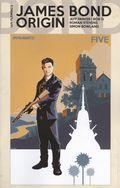 James Bond Origin (2018 Dynamite) 5B